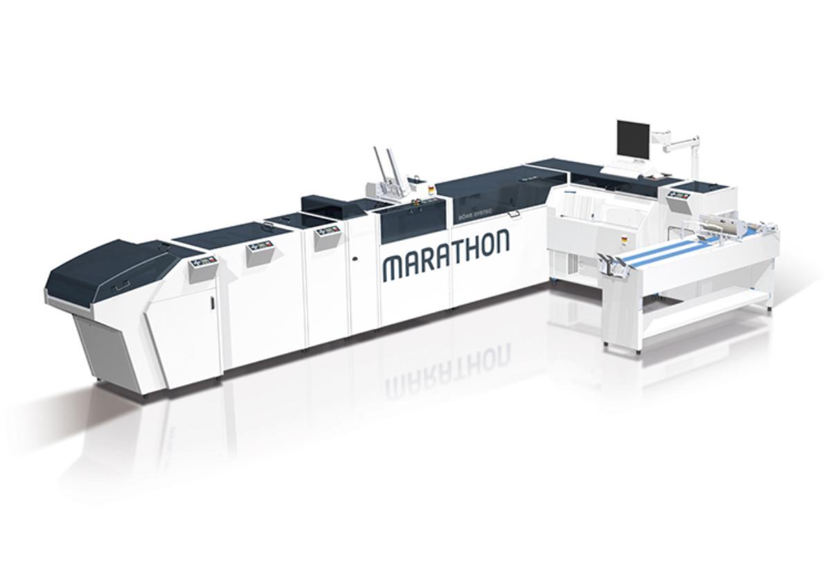 marathon Konvolutteringsmaskin