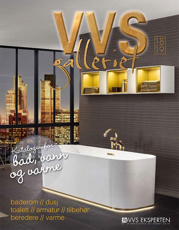 Bilde av VVS Galleriet 2018