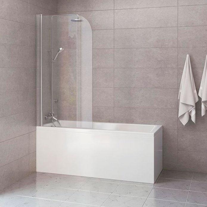 badekar og dusj i ett Små baderom badekar og dusj i ett