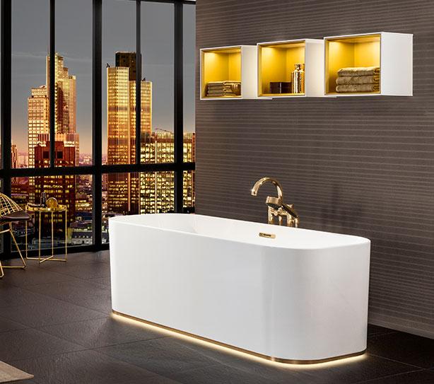 Bilde av Finity badekar Villeroy & Boch