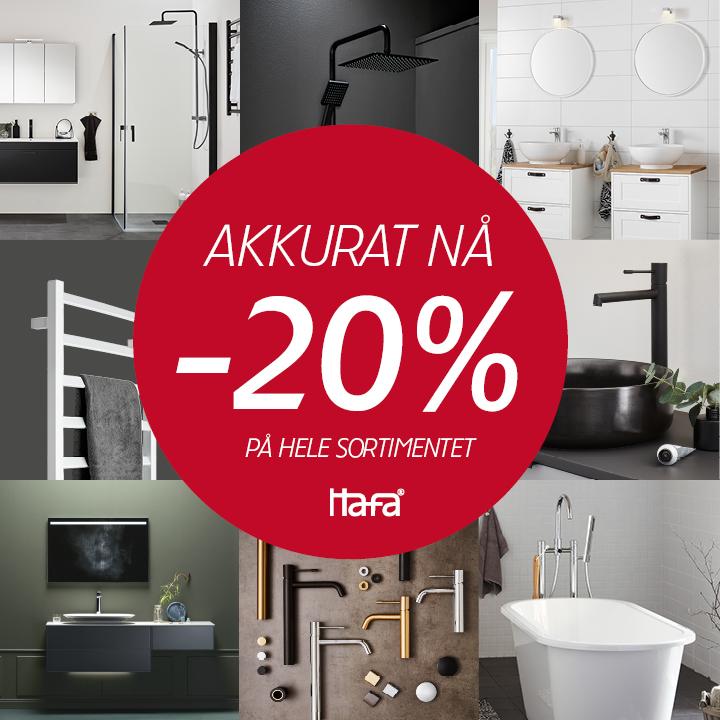 20% på Hafa
