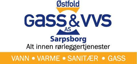 Østfold Gass & VVS AS Logo