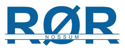 Nossum Rør AS Logo