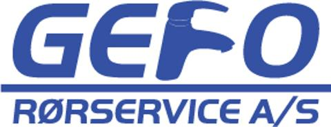 GEFO Rørservice AS Logo