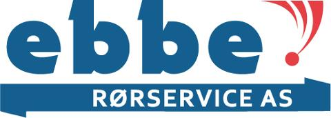 Ebbe Rørservice AS Logo