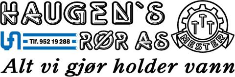 Haugens Rør AS Logo