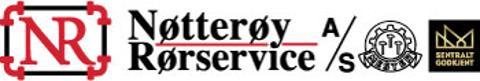 Nøtterøy Rørservice AS Logo