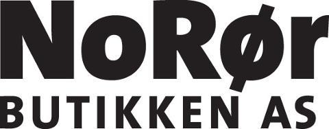 NoRør Butikken AS Logo