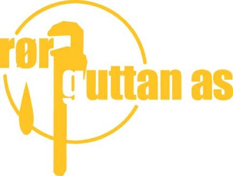 Rørguttan AS Logo