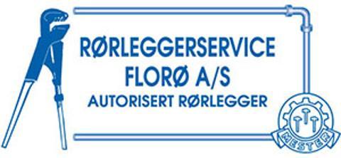 Rørleggerservice Florø AS Logo