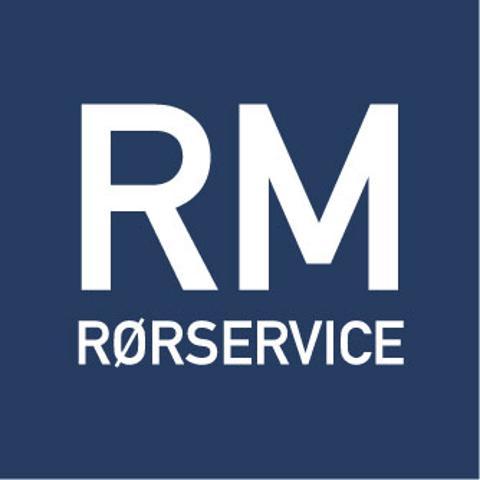 Risør Maskin og Rørservice AS Logo