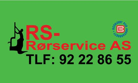 RS- Rørservice AS Logo