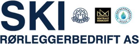 Ski Rørleggerbedrift AS Logo