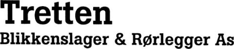 Tretten Blikkenslager og Rørlegger AS Logo