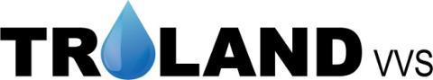 Troland VVS AS Logo