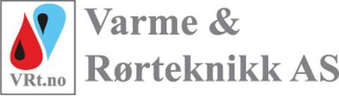 Varme & Rørteknikk AS Logo