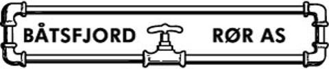 Båtsfjord Rør AS Logo