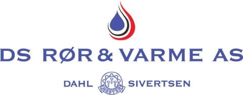 DS Rør & Varme AS Logo