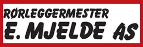 Rørleggermester Erling Mjelde AS Logo