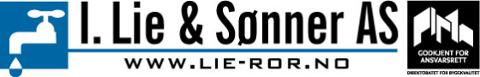 I. Lie & sønner AS Logo
