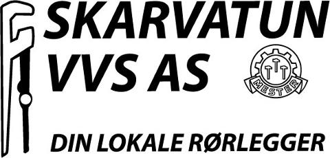Skarvatun VVS AS Logo