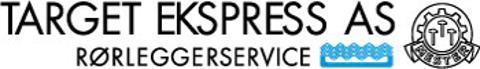 Target Ekspress rørleggerservice AS Logo
