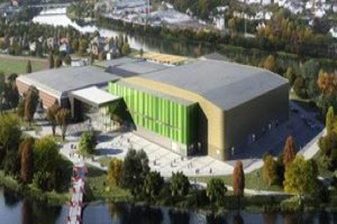 Nye Nidarøhallen