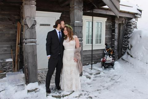 winter wedding in Norway?